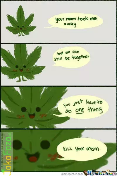 Overly Attached Weed marihuana