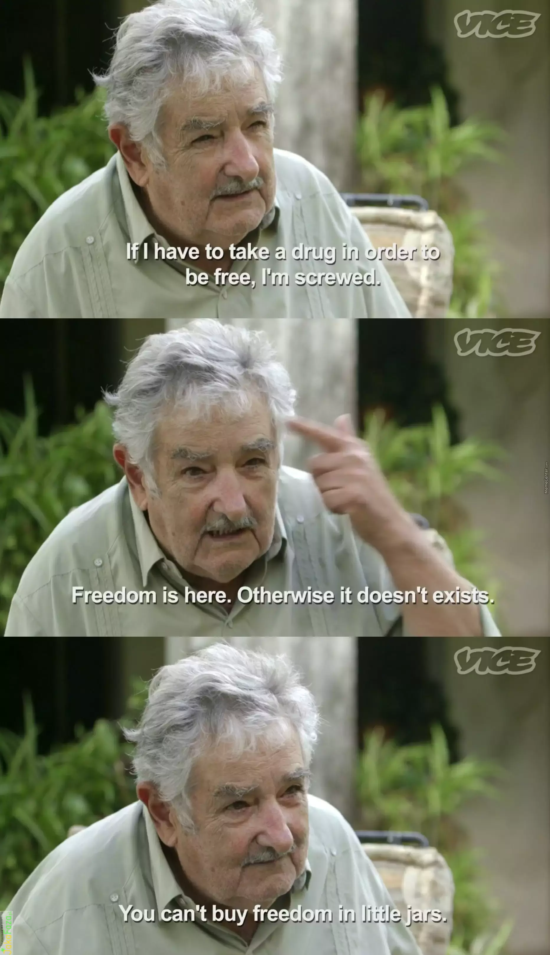 President Of Uruguay Was Asked If Weed Legalization Could Lead To More Freedom marihuana